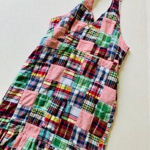 Girls Jcrew Halter Dress 4-5T